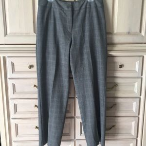 Investments plaid dress pants
